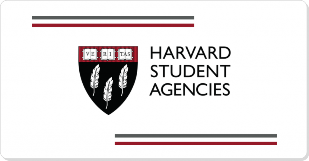 Image of the Harvard Student Agencies logo