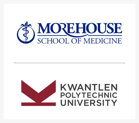 Logos of MSM and KPU