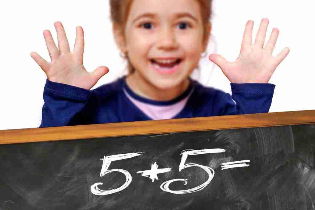 free math activities blog header