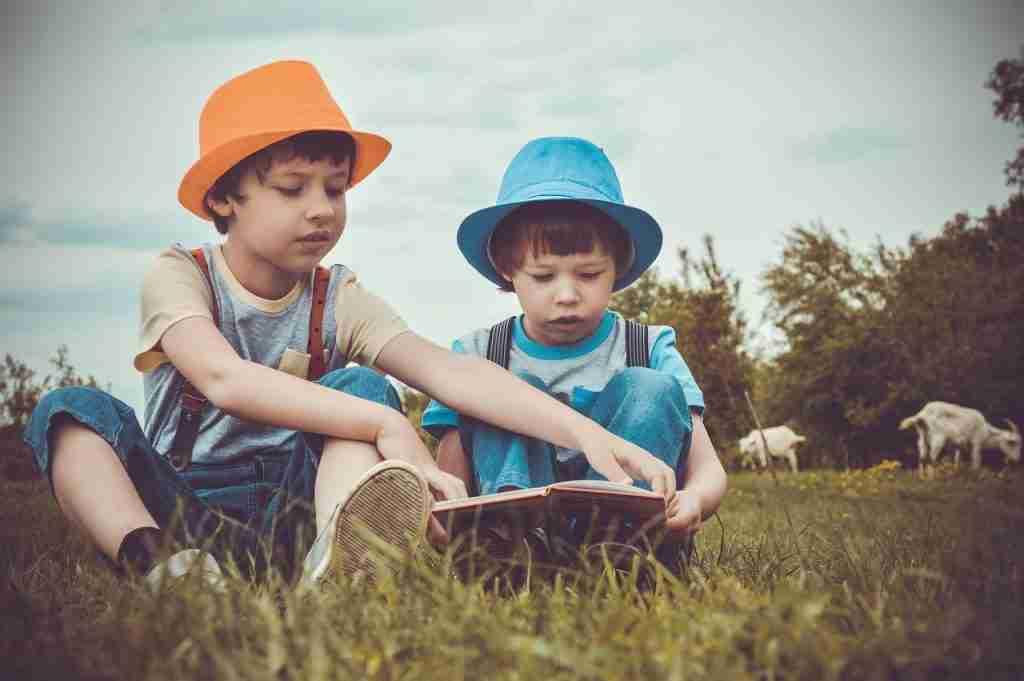 Kids summer reading list