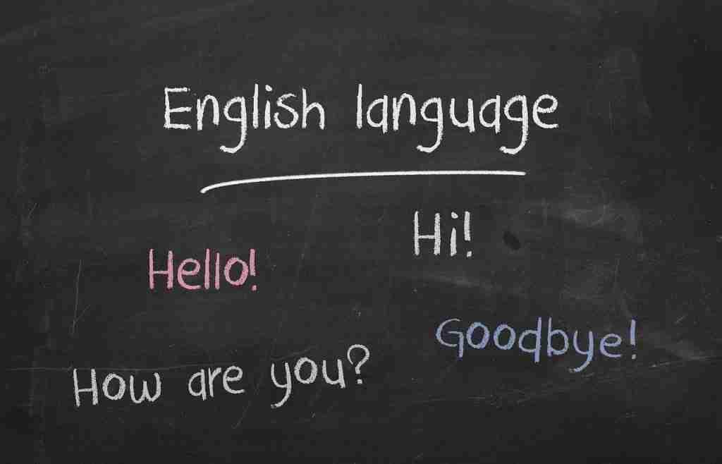 Teaching English Blog Header